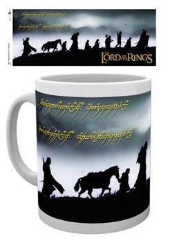 kubek LORD OF THE RINGS - FELLOWSHIP