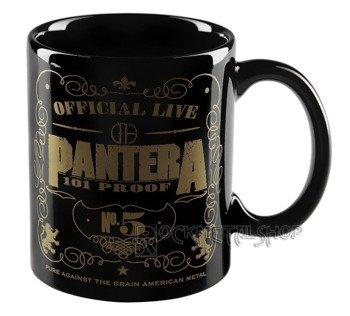 kubek PANTERA - 101 PROOF