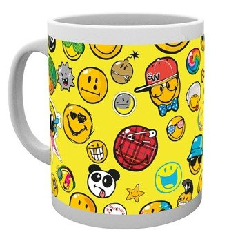 kubek SMILEY WORLD - PATTERN