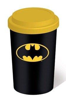 kubek podróżny BATMAN - LOGO