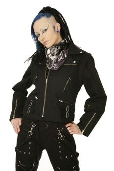 kurtka damska DEAD THREADS (BLACK)