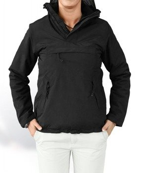 kurtka damska kangurka LADIES WINDBREAKER BLACK