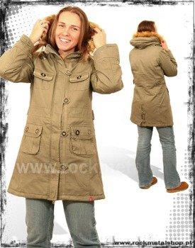 """kurtka jesienno-zimowa """"HBH"""" kolor szara"""