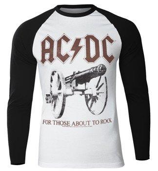 longsleeve AC/DC - ROCK CANNON