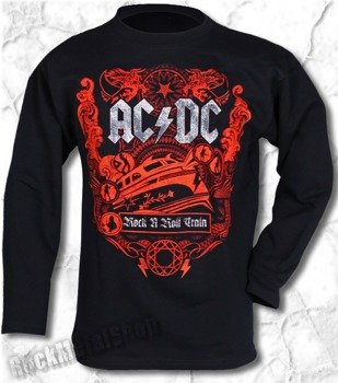 longsleeve AC/DC - ROCK N ROLL TRAIN