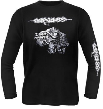 longsleeve CARCASS - REEK OF PUTREFACTION
