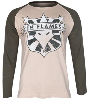 longsleeve IN FLAMES - LOGO