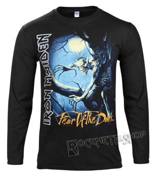 longsleeve IRON MAIDEN - FEAR OF THE DARK