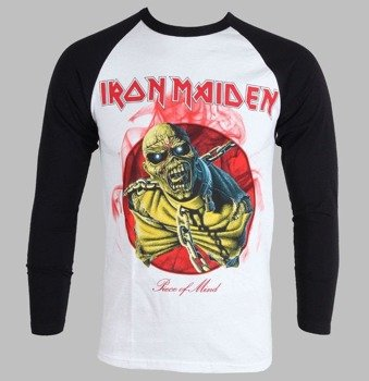 longsleeve IRON MAIDEN - PIECE OF MIND