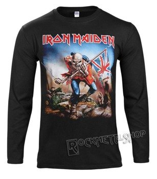 longsleeve IRON MAIDEN - THE TROOPER