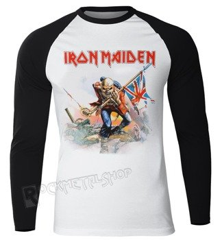 longsleeve IRON MAIDEN - TROOPER