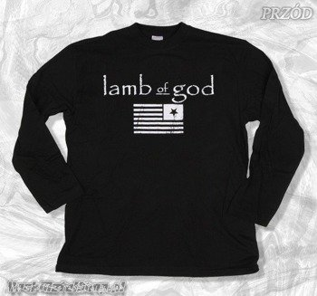 longsleeve LAMB OF GOD - LOGO