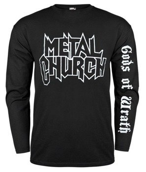 longsleeve METAL CHURCH - LOGO