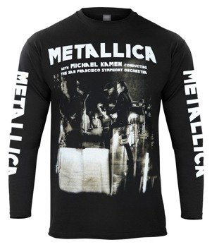 longsleeve METALLICA - WITH MICHAEL KAMEN