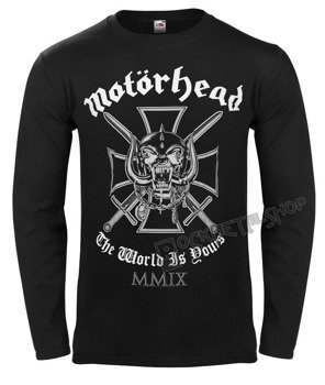 longsleeve MOTORHEAD - IRON CROSS