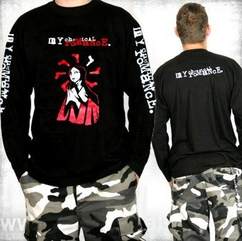 longsleeve MY CHEMICAL ROMANCE
