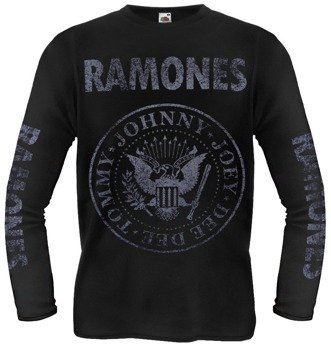 longsleeve RAMONES - TOMMY, JOHNNY, JOEY, DEEDEE