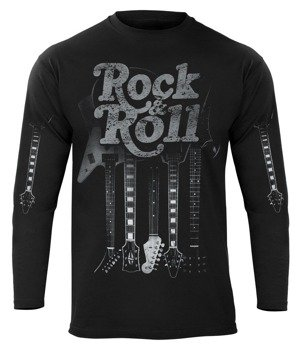 longsleeve ROCK & ROLL GUITARS