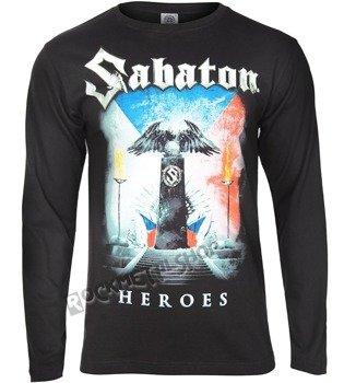 longsleeve SABATON - HEROES CZECH REPUBLIC