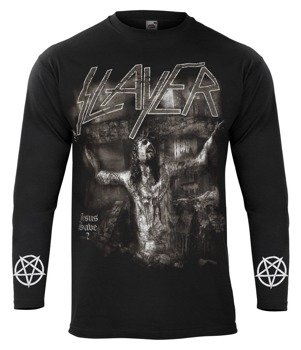 longsleeve SLAYER - JESUS...