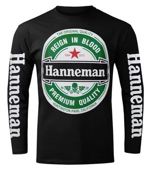 longsleeve SLAYER - REIGIN IN BLOOD