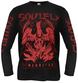 longsleeve SOULFLY - WARRIORS