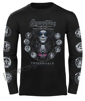 longsleeve SYMPHONY X - UNDERWORLD TOUR