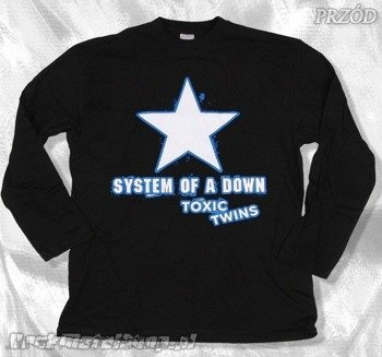 longsleeve SYSTEM OF A DOWN - TOXIC TWINS