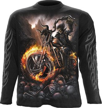 longsleeve WHEELS OF FIRE
