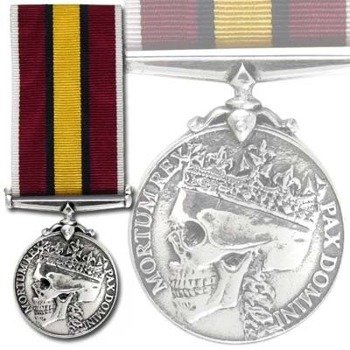 medal P.S.M. - THE POSTHUMOUS SERVICE MEDAL