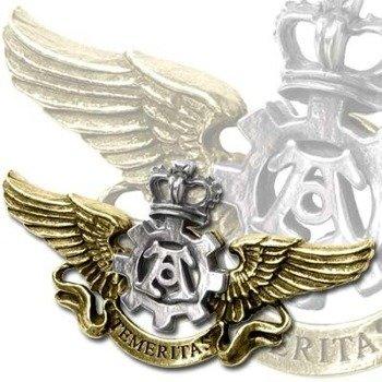 medal TEMERITAS WINGS