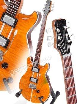 miniaturka gitary CARLOS SANTANA - PRSII