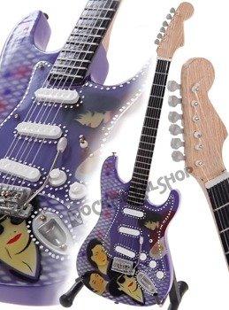miniaturka gitary MICHAEL JACKSON STRAT