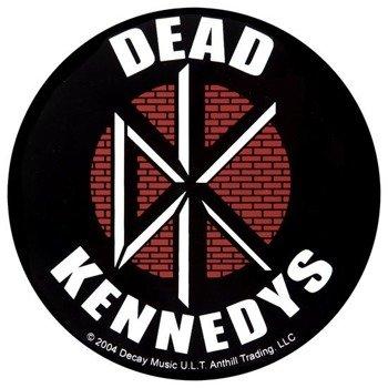 naklejka DEAD KENNEDYS - LOGO
