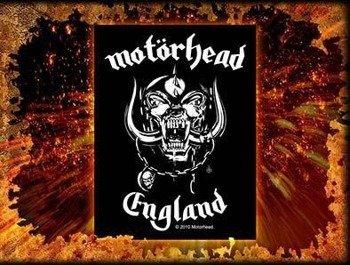 naklejka MOTORHEAD - ENGLAND