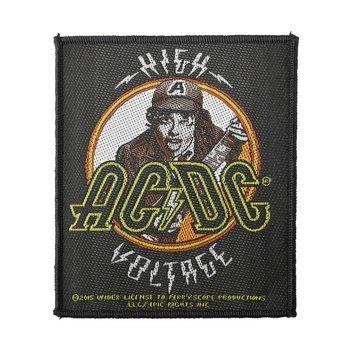 naszywka AC/DC - HIGH VOLTAGE ANGUS
