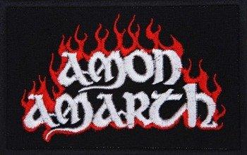 naszywka AMON AMARTH - LOGO