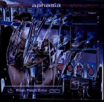 naszywka APHASIA - BRAIN PATCH ERROR