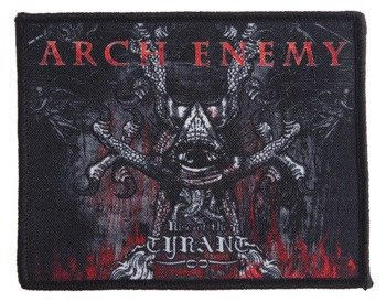naszywka ARCH ENEMY - RISE OF THE TYRANT