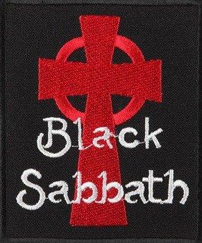 naszywka BLACK SABBATH - CROSS