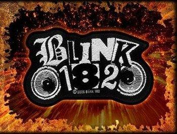 naszywka BLINK 182