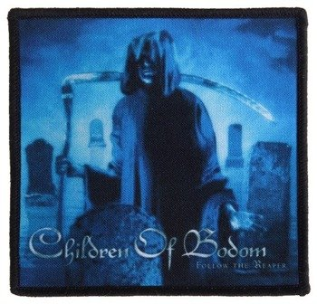 naszywka CHILDREN OF BODOM - FOLLOW THE REAPER