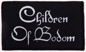 naszywka CHILDREN OF BODOM - LOGO
