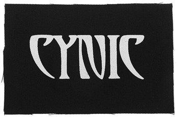 naszywka CYNIC - LOGO