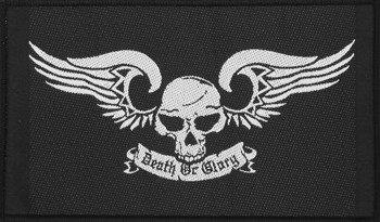 naszywka DEATH OR GLORY