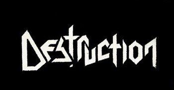 naszywka DESTRUCTION - LOGO