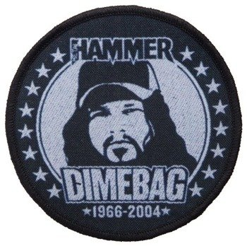 naszywka DIMEBAG DARRELL - RIP 1966-2004