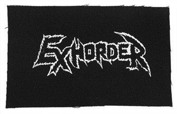 naszywka EXHORDER - LOGO