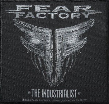 naszywka FEAR FACTORY - THE INDUSTRIALIST