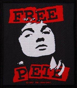 naszywka FREE PETE